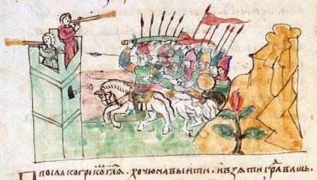 Битката за Велики Преслав – 971г.